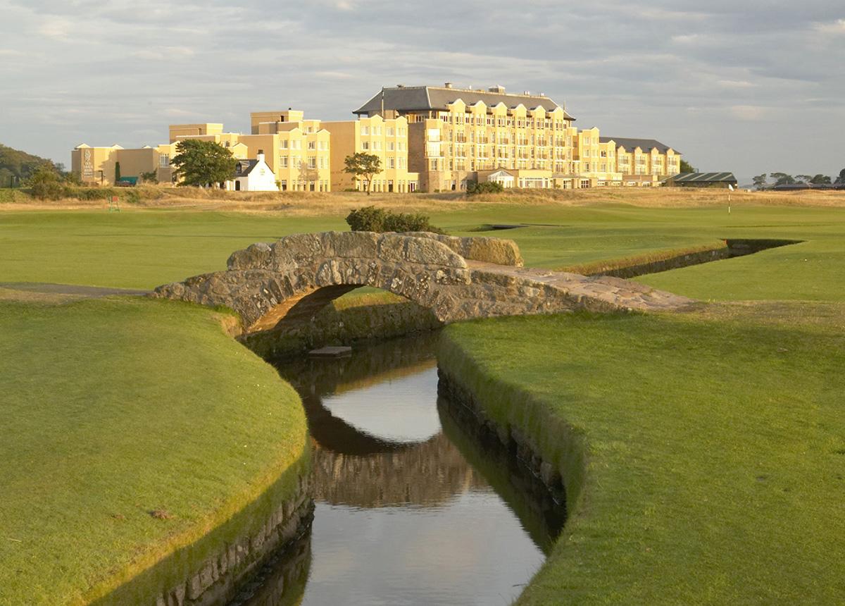 Scottish golf names