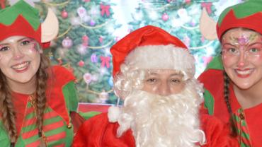 OUR CORPORATE CHRISTMAS EVENTS GO THE EXTRA MILE
