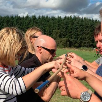 WHY JANUARY IS A GREAT TIME FOR TEAM BUILDING