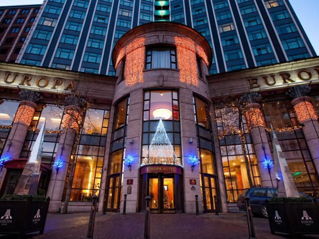 Hasting Europa Hotel Belfast Team Challenge Company