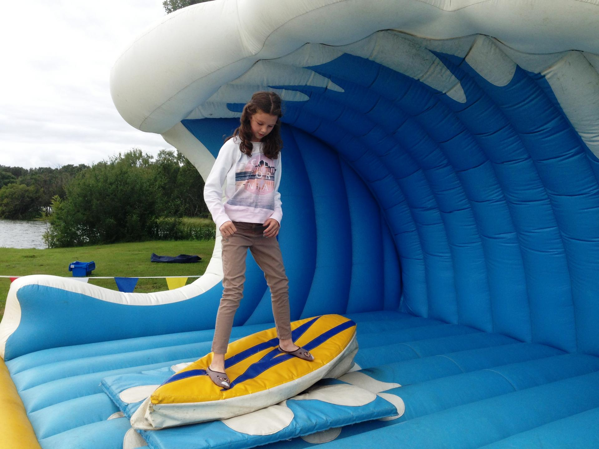 Corporate Family Fun Day with Peterson SBS