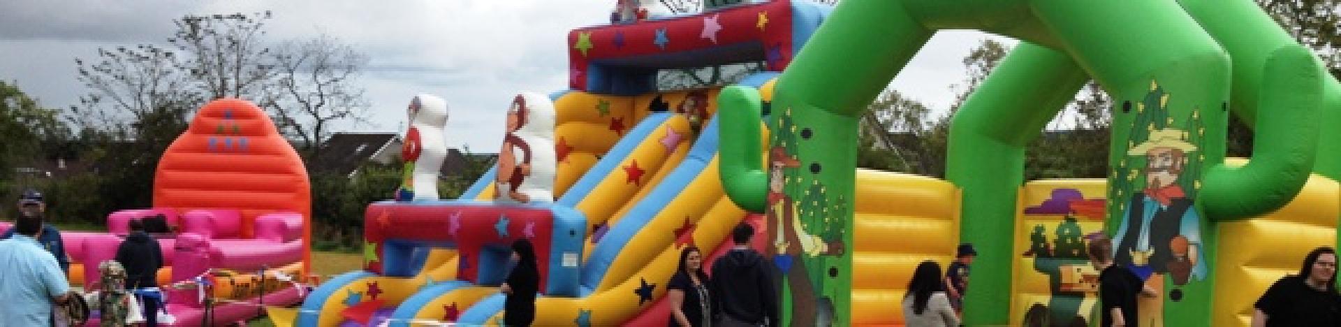 Corporate Family Fun Day