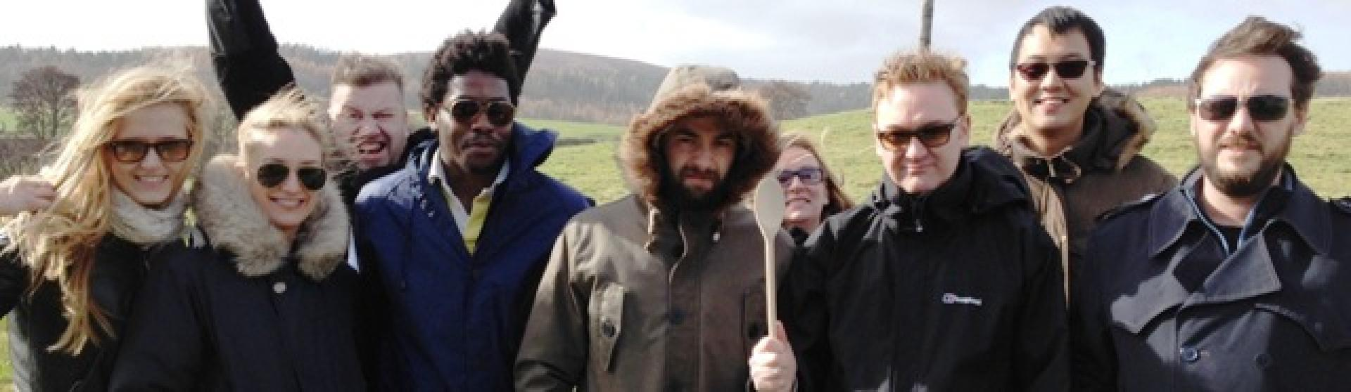 Team Building Scotland - Country Pursuits at Glenfiddich Distillery