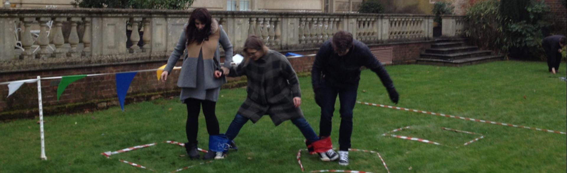 Team Building, London, December 2014