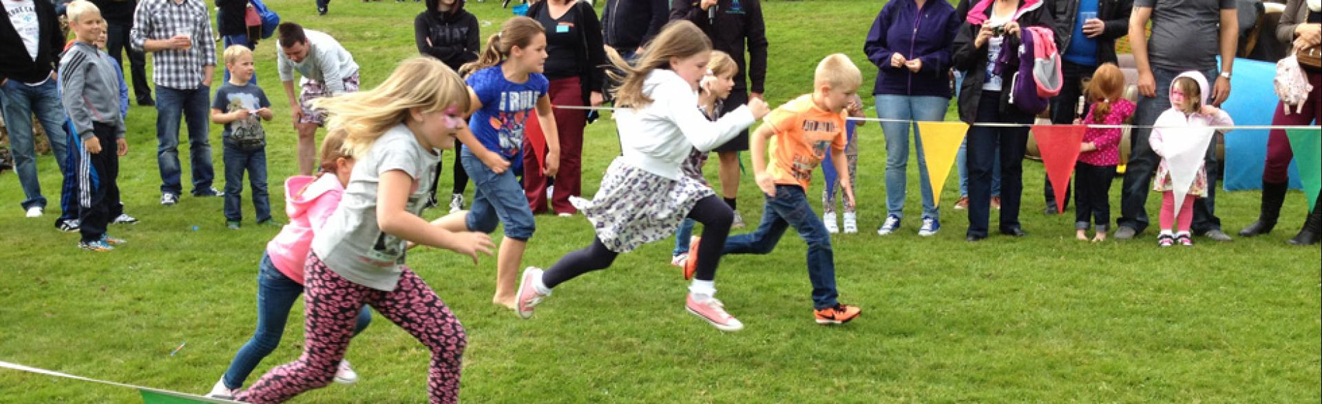 Corporate Family Fun Day, Aberdeen, August 2014