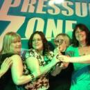 Indoor Team Building Activities - Pressure Zone with BSkyB