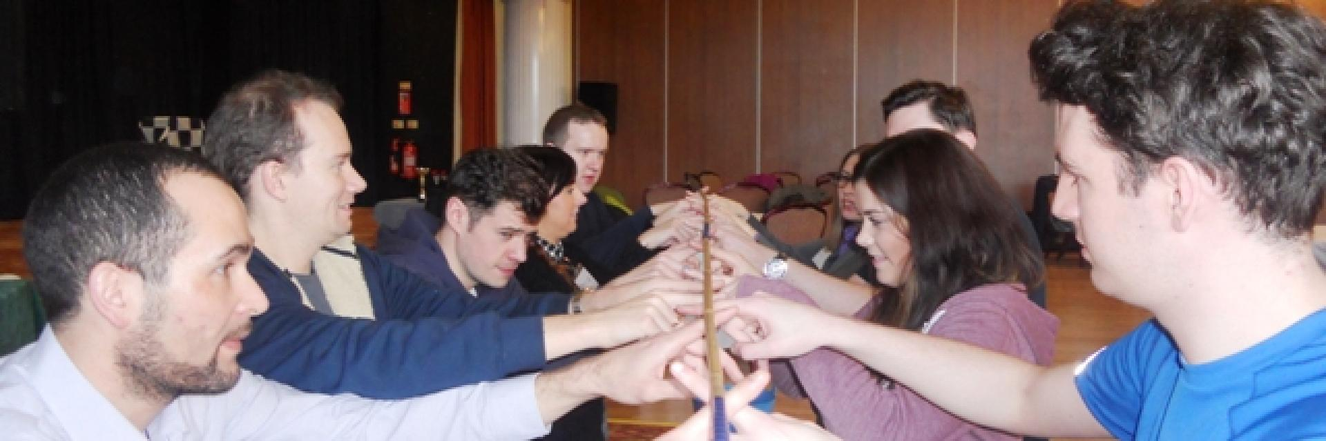 Create Design Deliver Team Building with OCO Global
