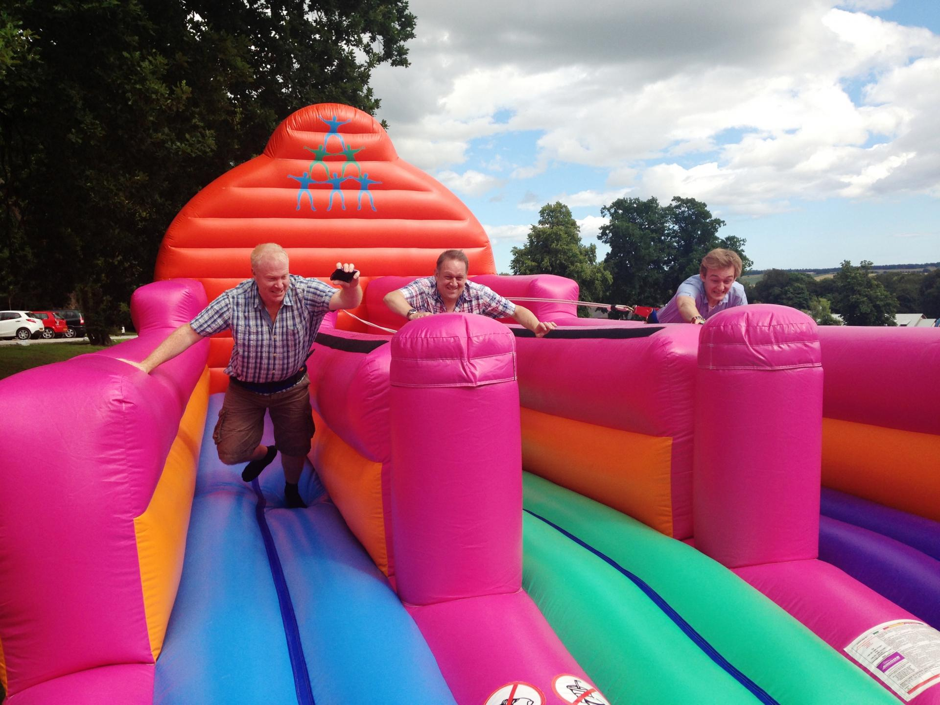 Corporate Fun Days and Event Management Aberdeen Venues Scotland - Team Challenge Company