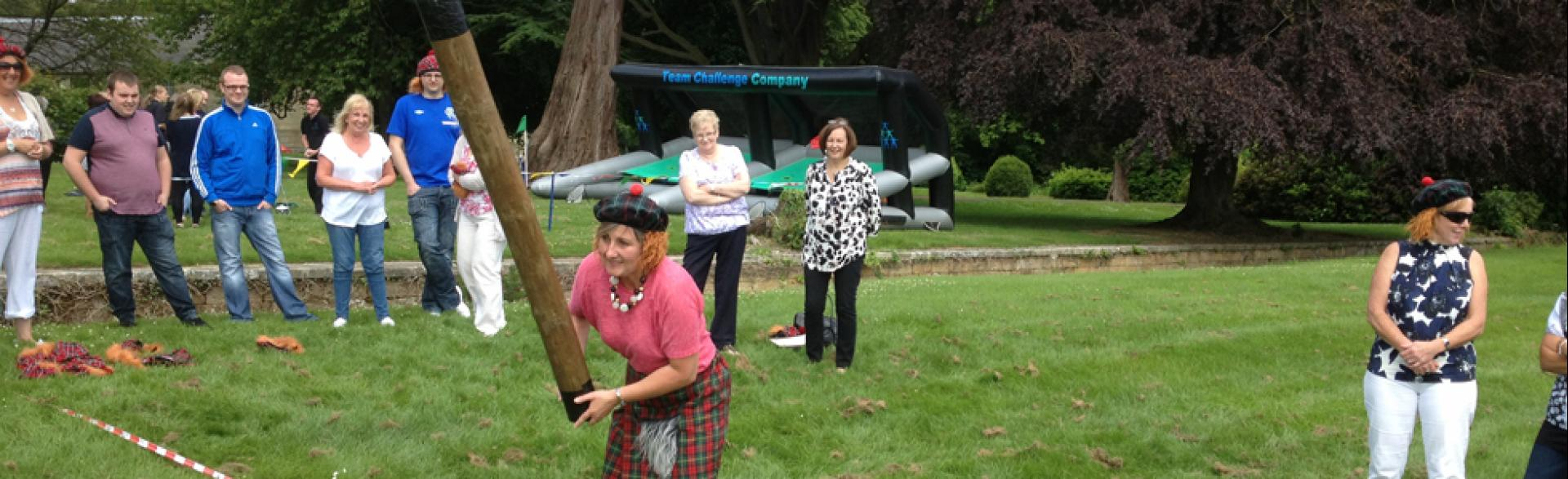 The AA Country Pursuits Corporate Activities