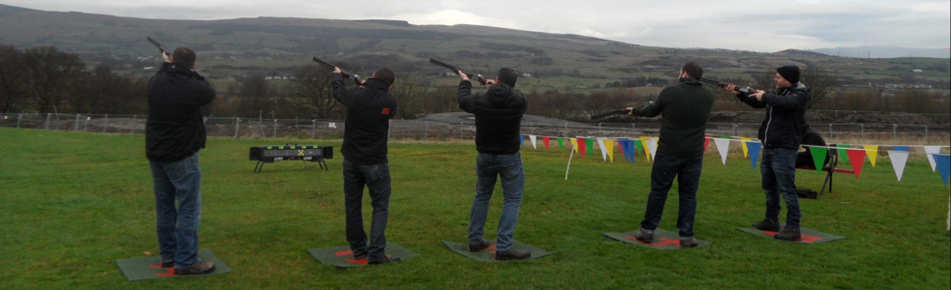 Team Building, Country Pursuits, December 2014