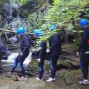 High Adventure Corporate Activity Days with Standard Life Investment