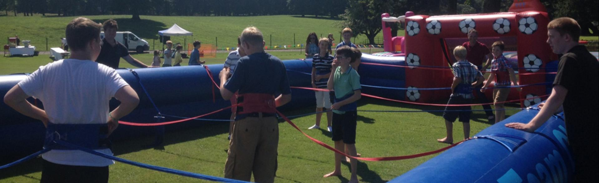 Corporate Family Fun Day, Aberdeenshire, July 2014