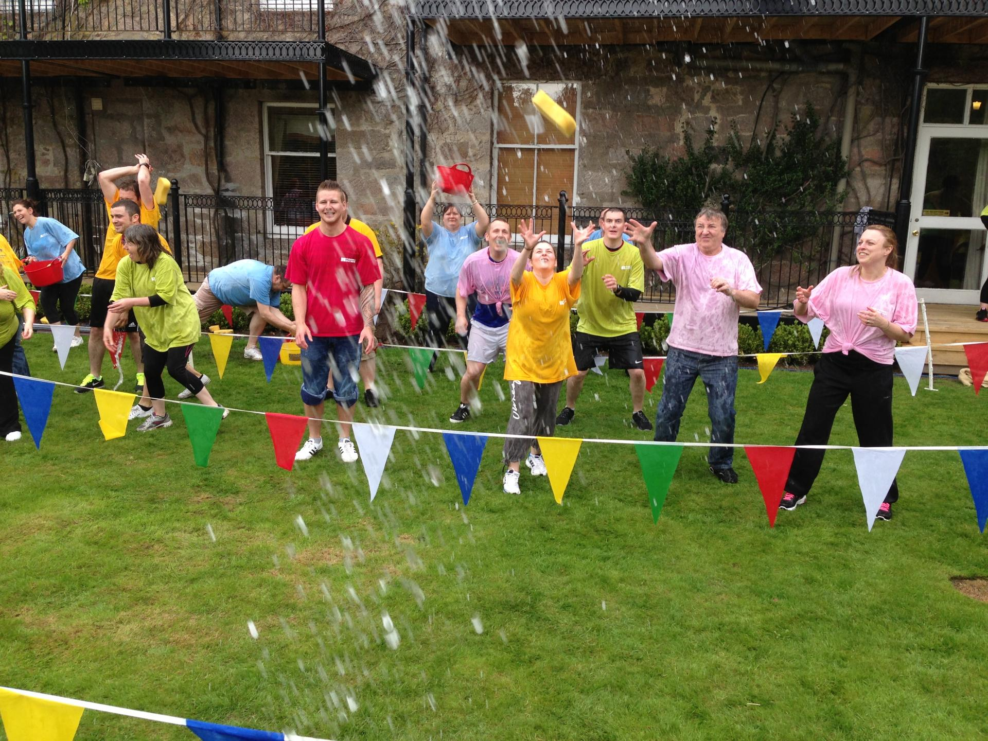 It's a Knockout with Aker Solutions