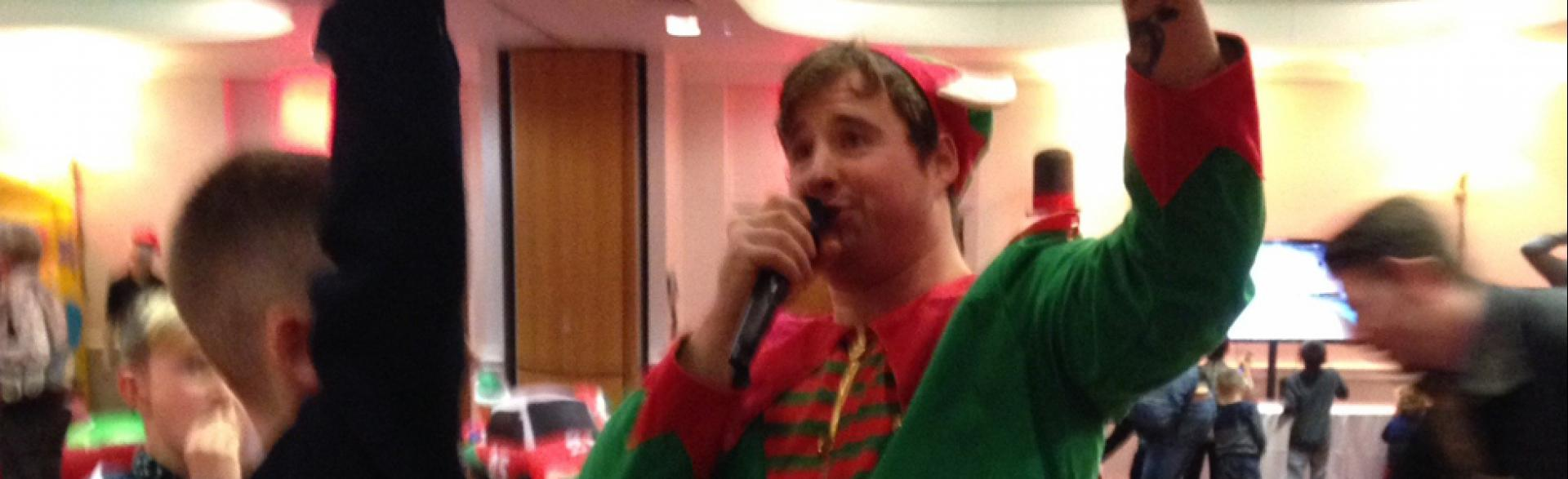 Corporate Fun Day, Middlesborough, December 2014