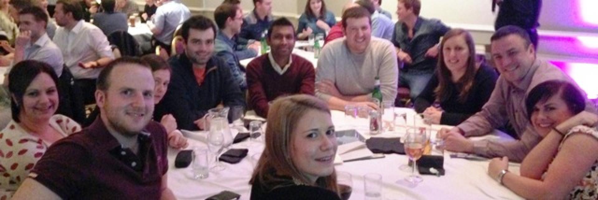 Evening Team Building Aberdeen Event with Technip