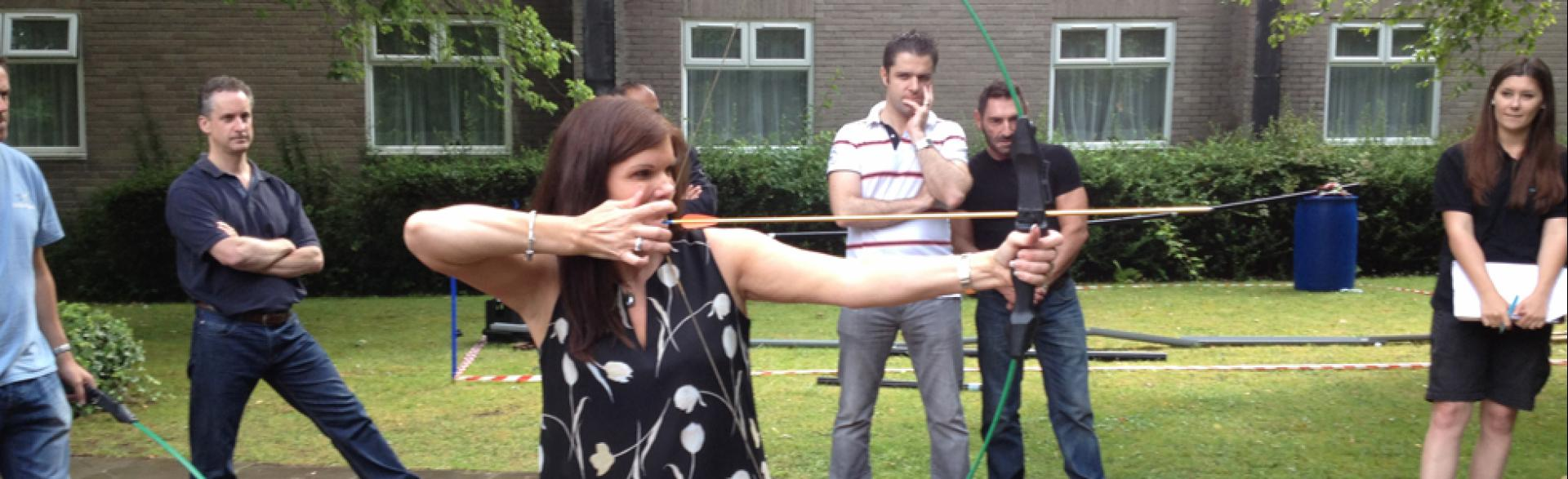 Team Building, London, July 2014