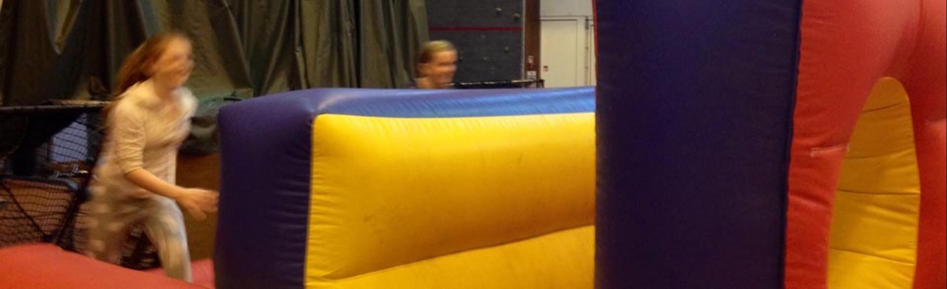 Corporate Fun Days, Benbecula, October 2014