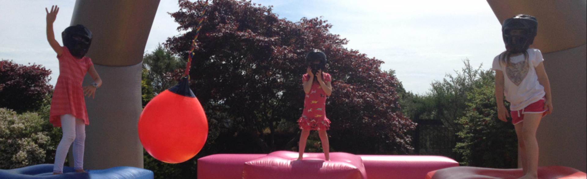 Corporate Fun Day, Aberdeen, July 2014