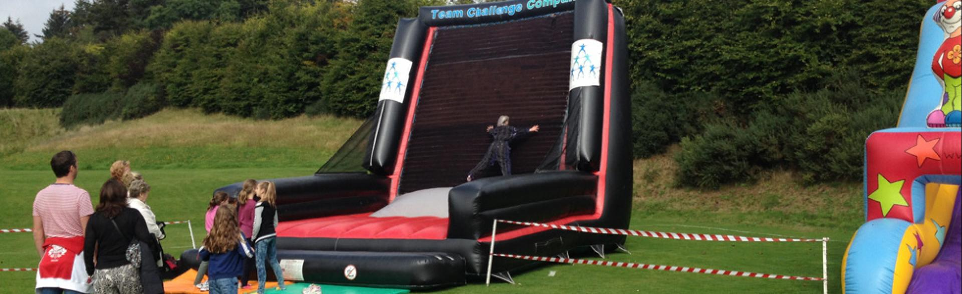 Corporate Fun Days, Aberdeen, September 2014