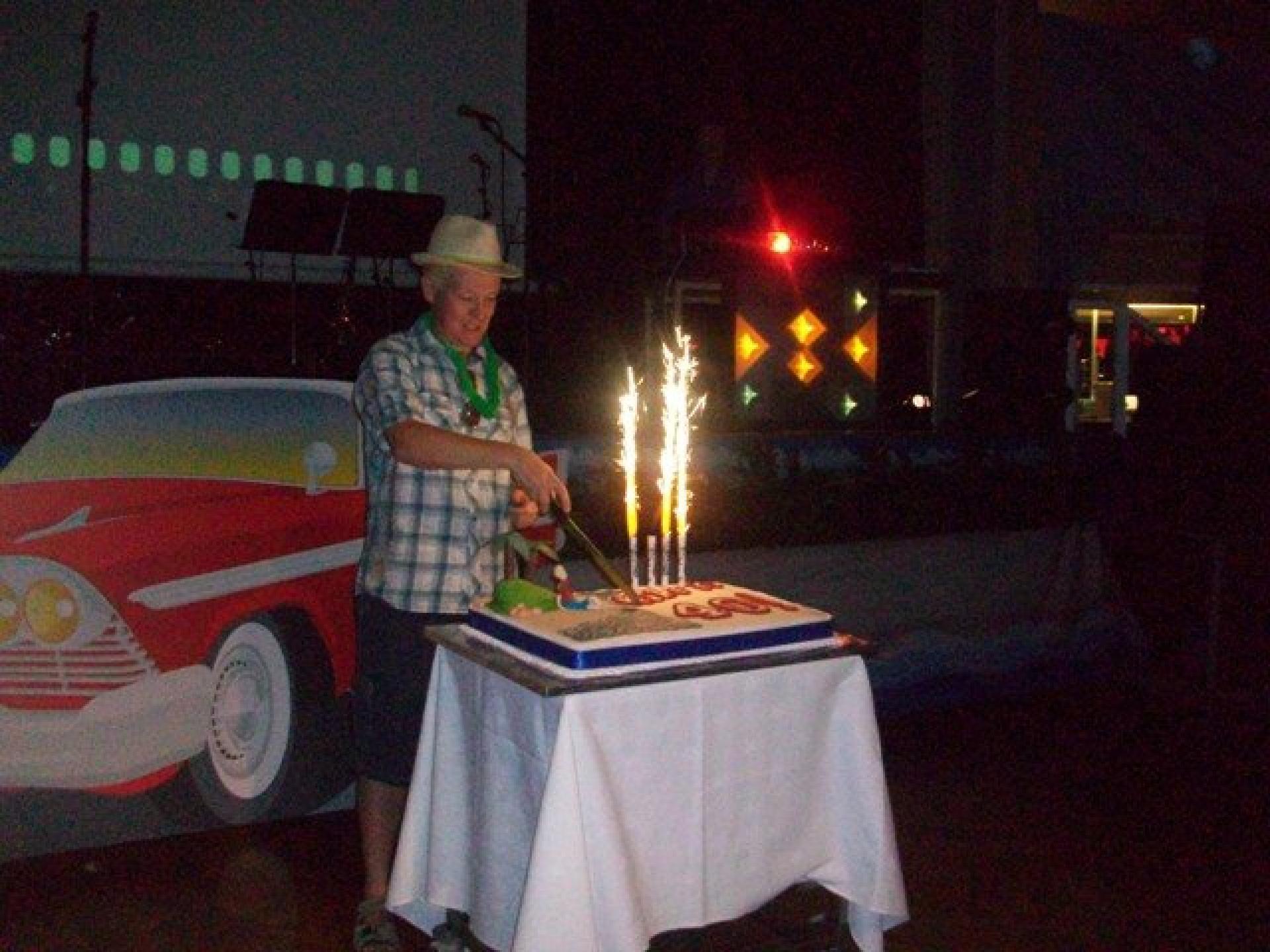 Michael's Birthday Celebrations - Saturday 1st November