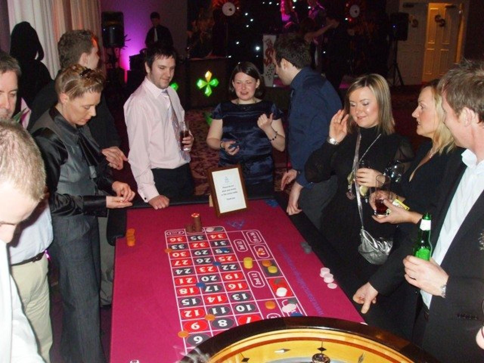 Corporate Entertainment and Casino Night Eureka Solutions