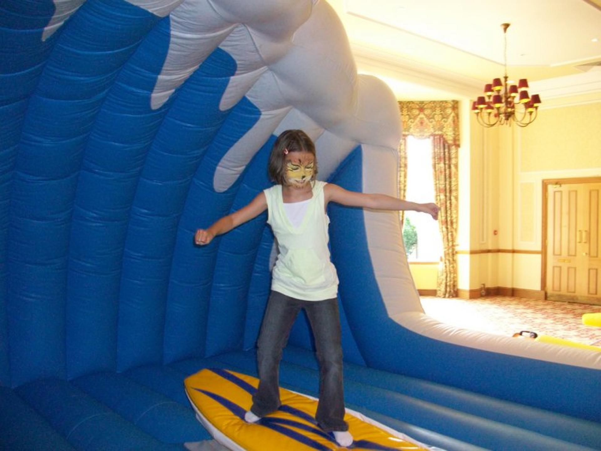 Corporate Family Fun Day - BJ Services