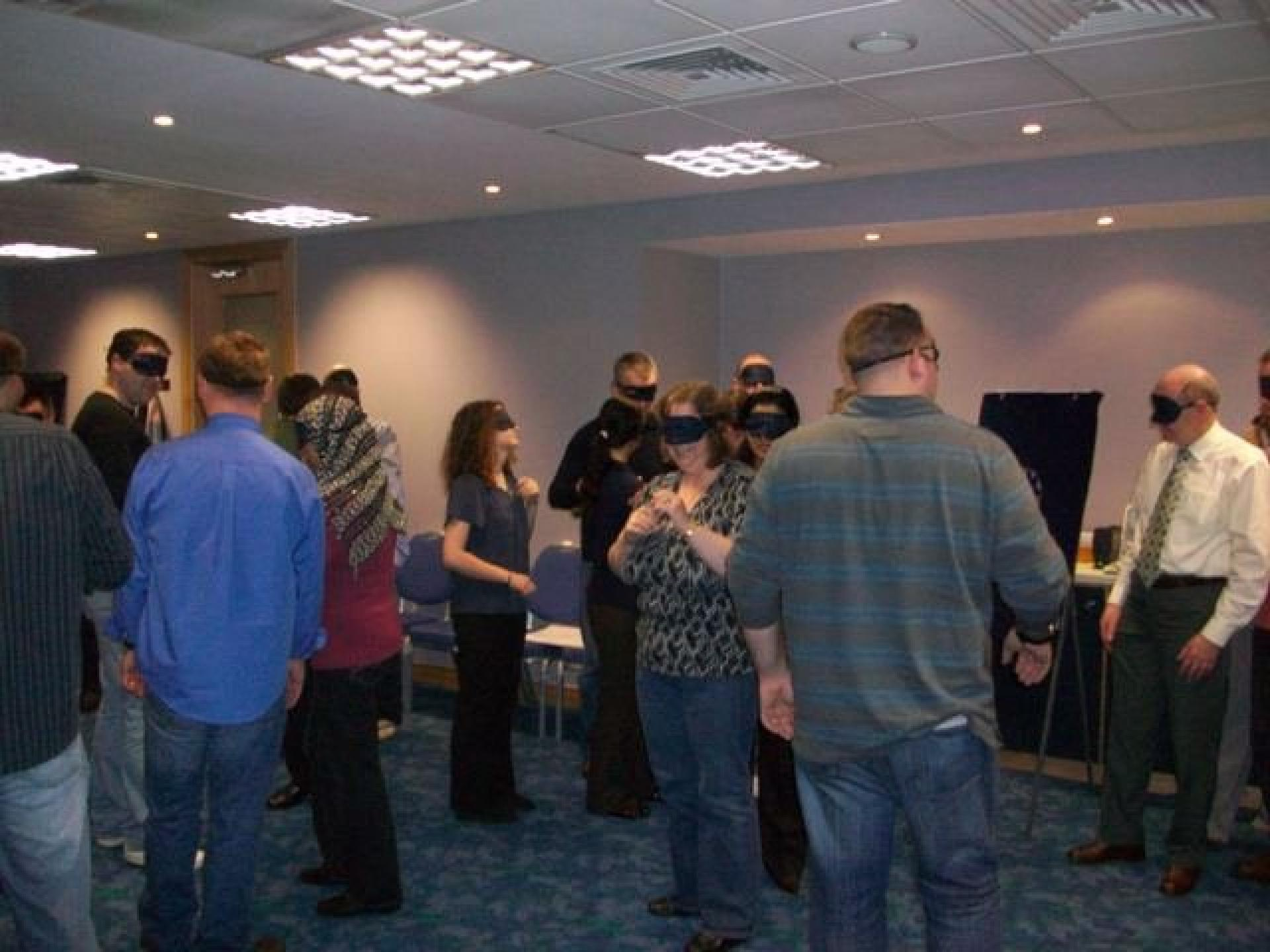 Team Building Event - Murrayfield Stadium