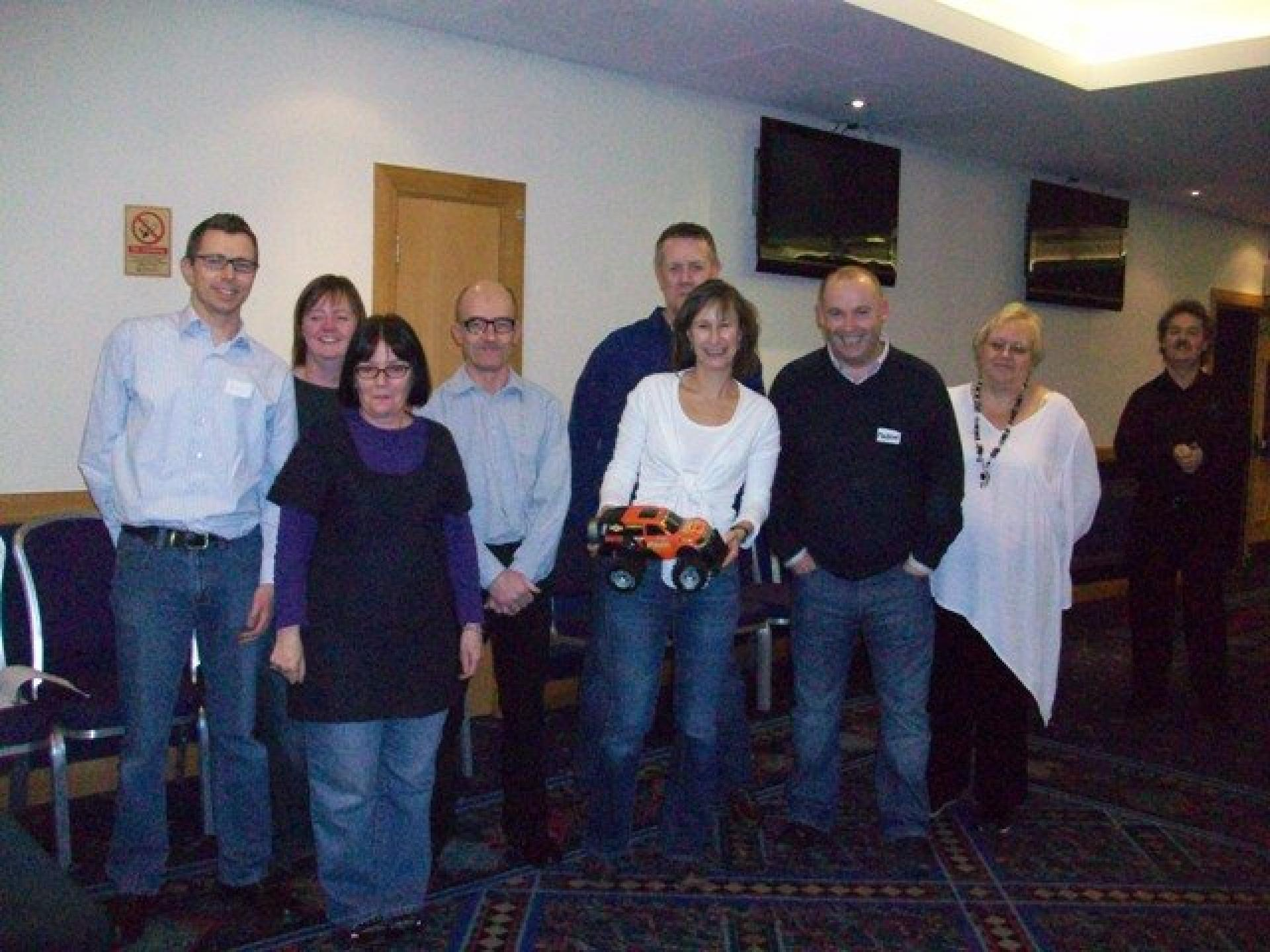 Team Building Scottish Government