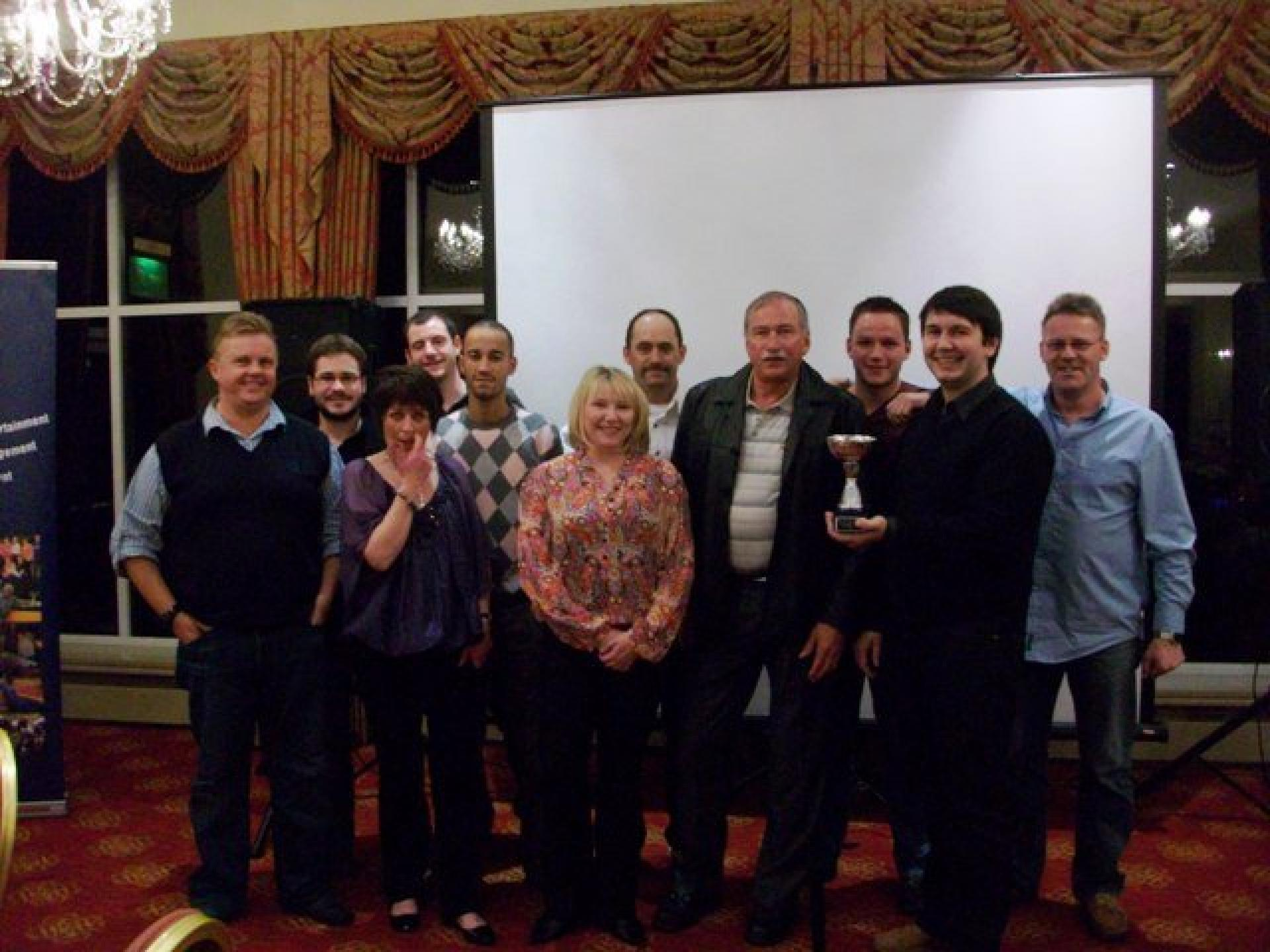 Corporate Entertainment and Quiz Night with Total