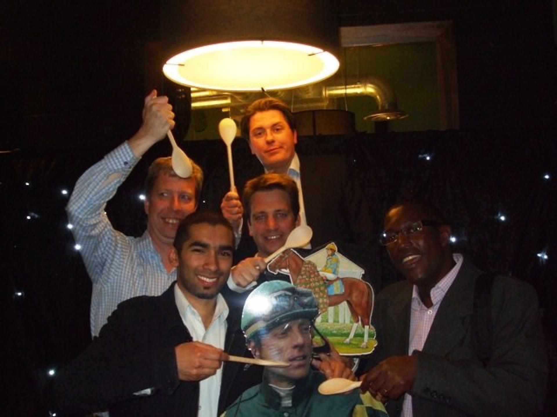 Race Night with Schroders