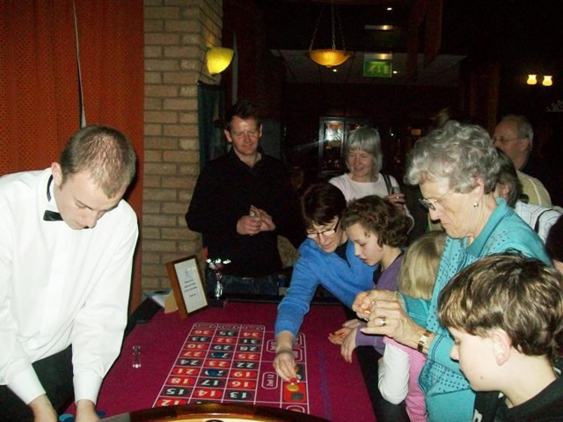 Craigendarroch Hotel Casino Night