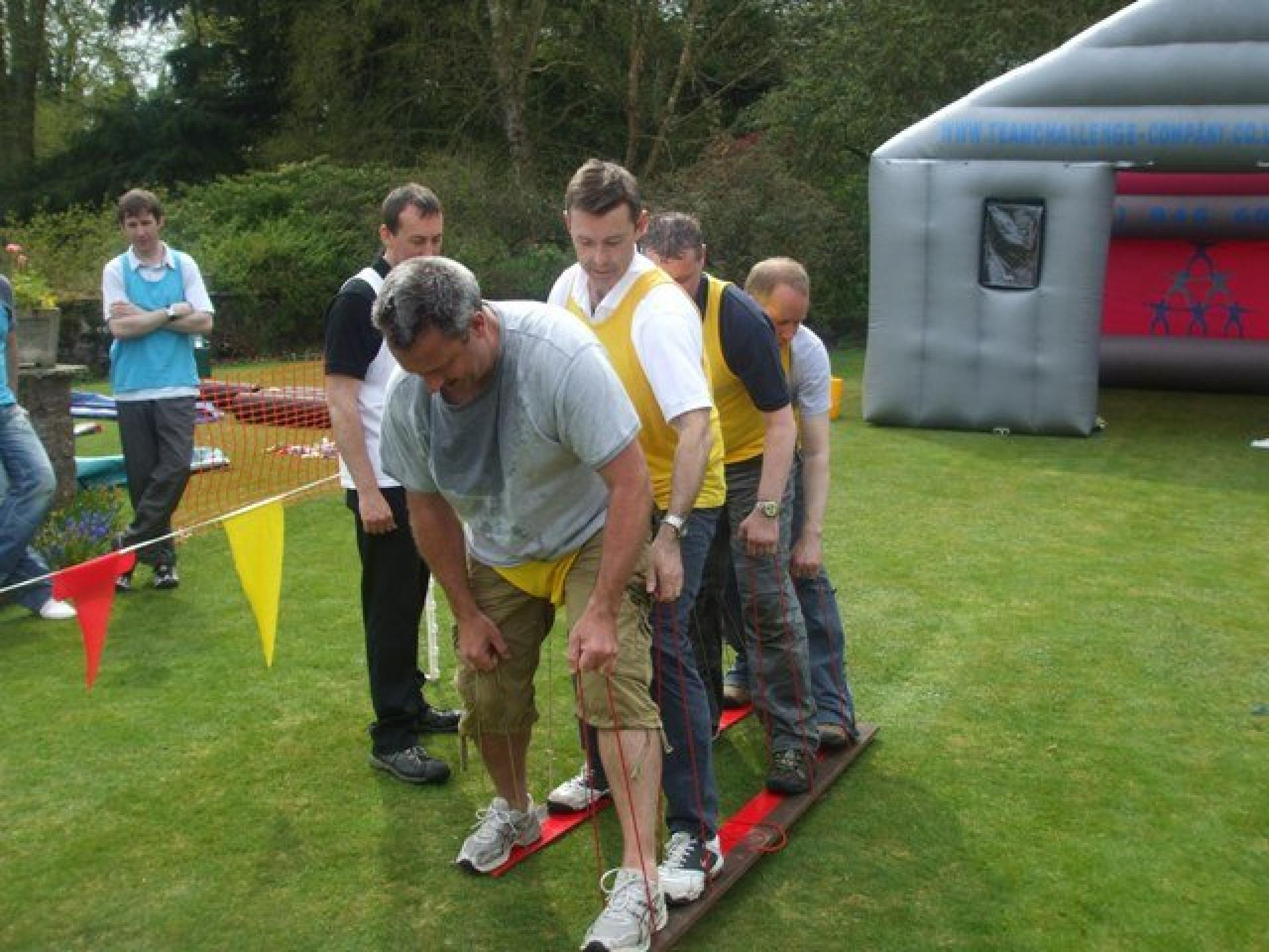 Team Building and Corporate Entertainment Highland Lodges