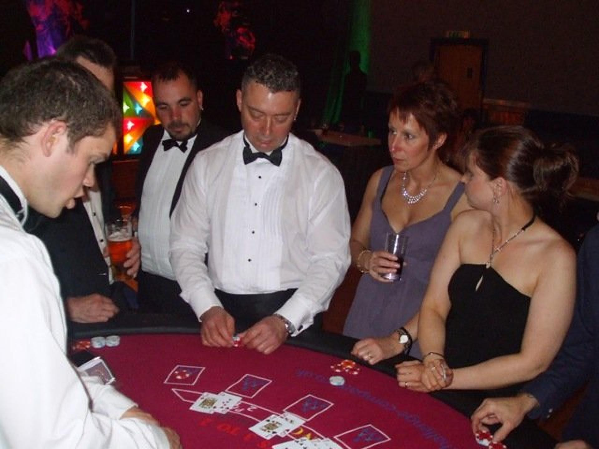Fun Casino Night with Kincardine Gala Committee