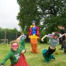 Corporate Family Fun Days with Finning UK