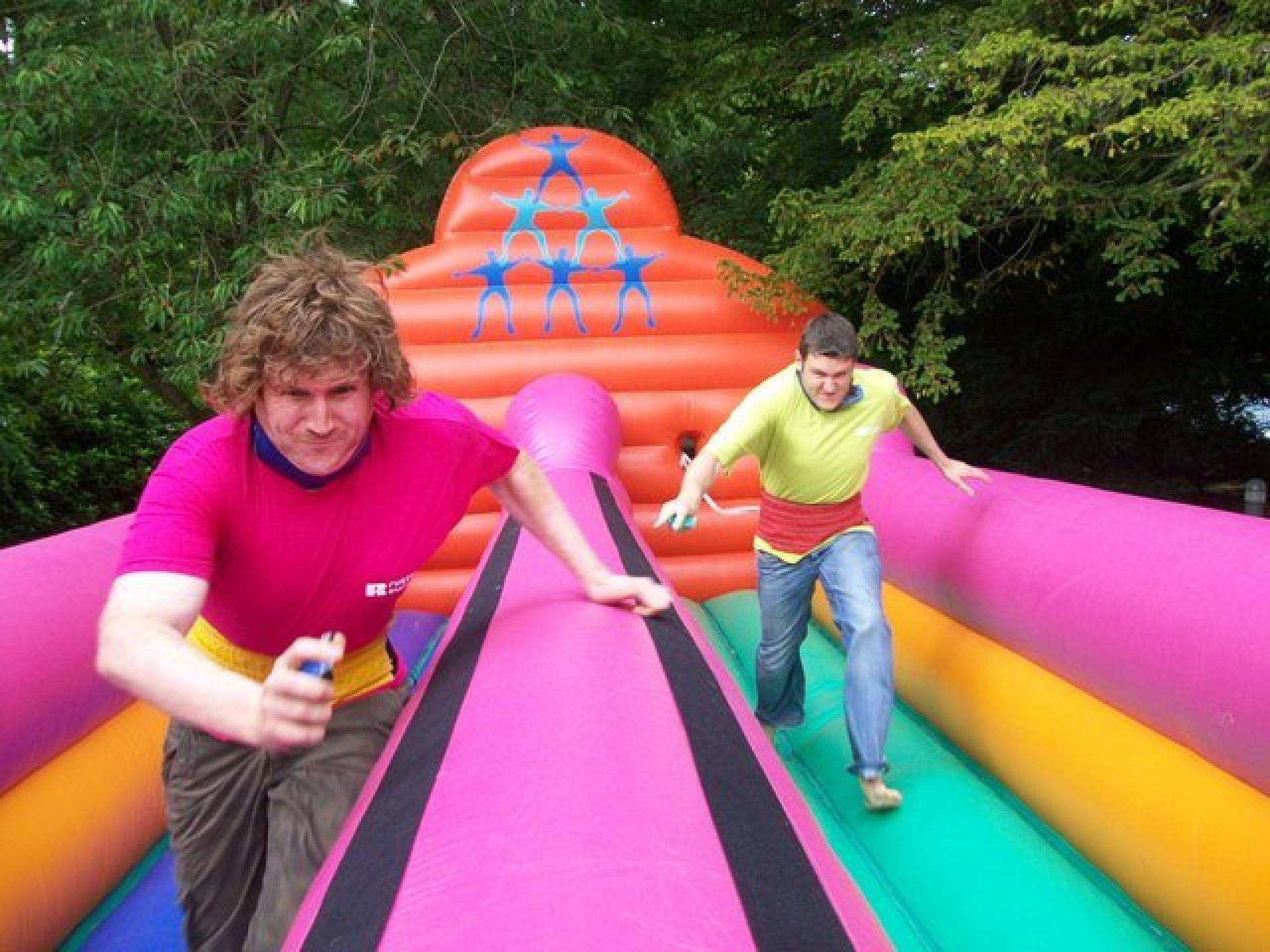 It's A Knockout with Accenture