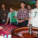 Indoor Entertainment and Fun Casino Night with CIGNA