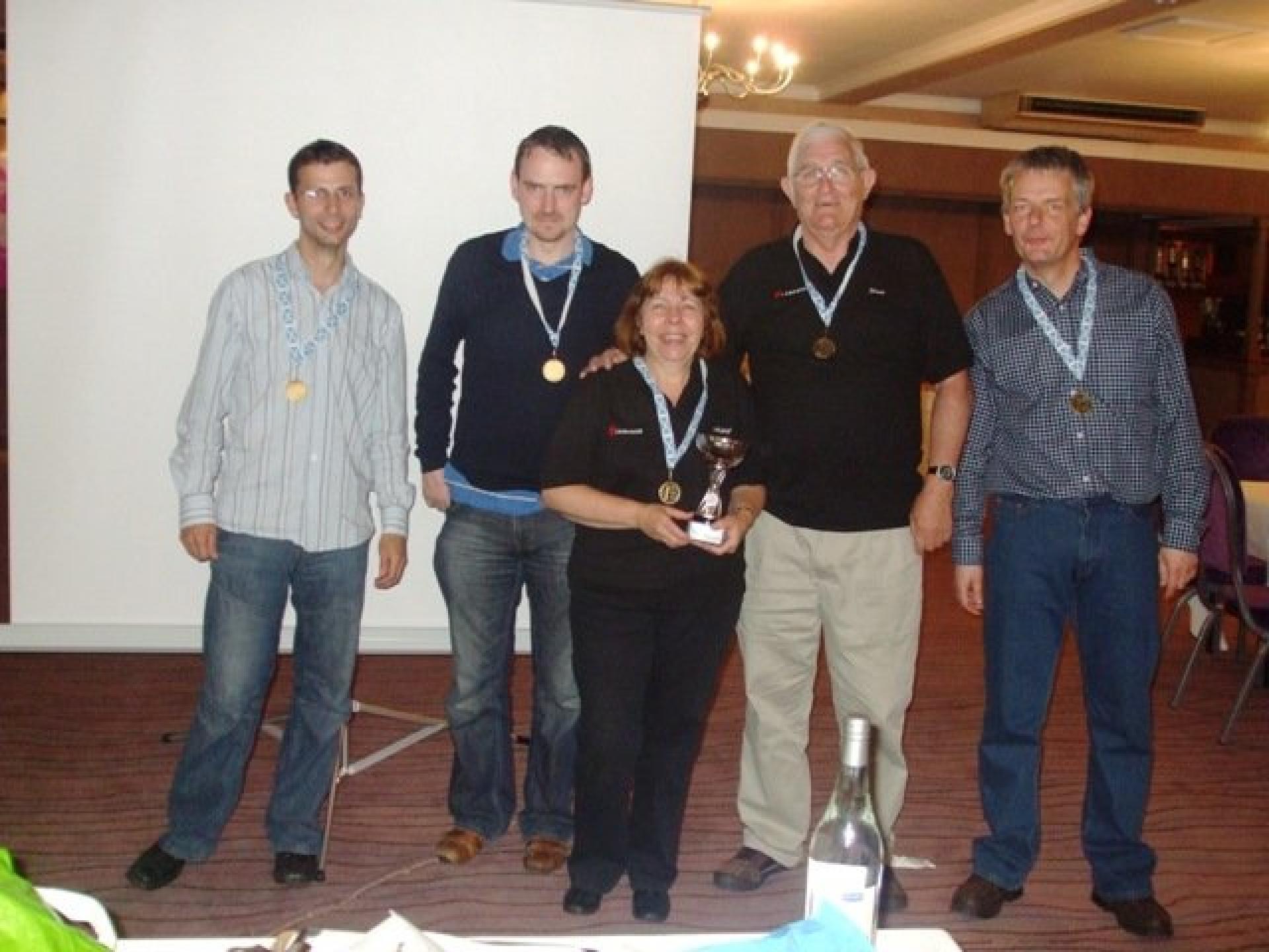 Team Building with Cameron Ltd