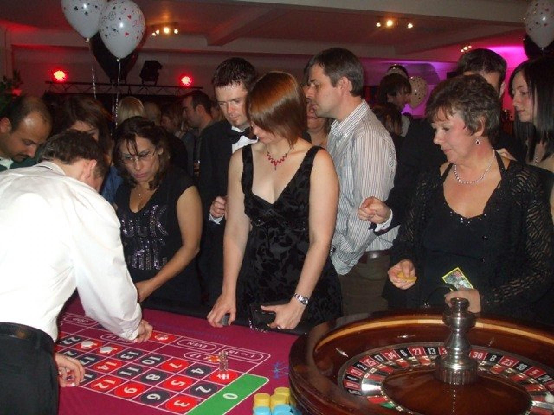 Aker Solutions - Fun Casino Night Aberdeen