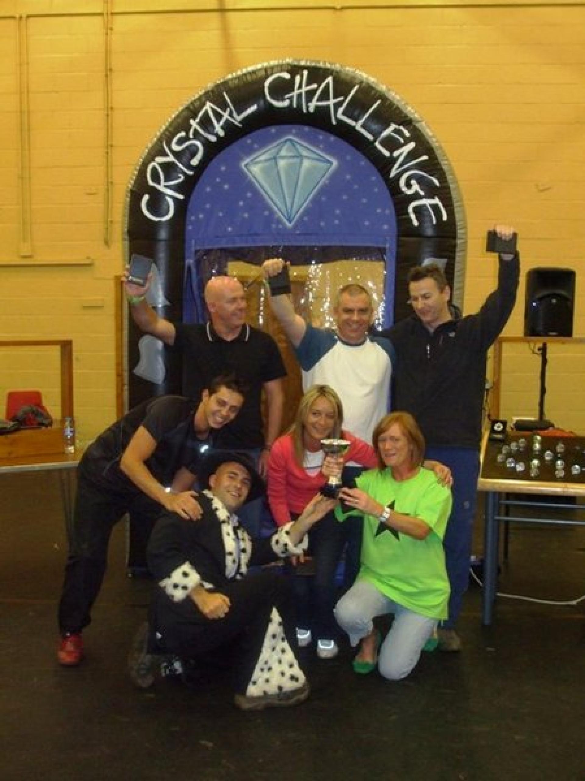 Crystal Challenge Team Event