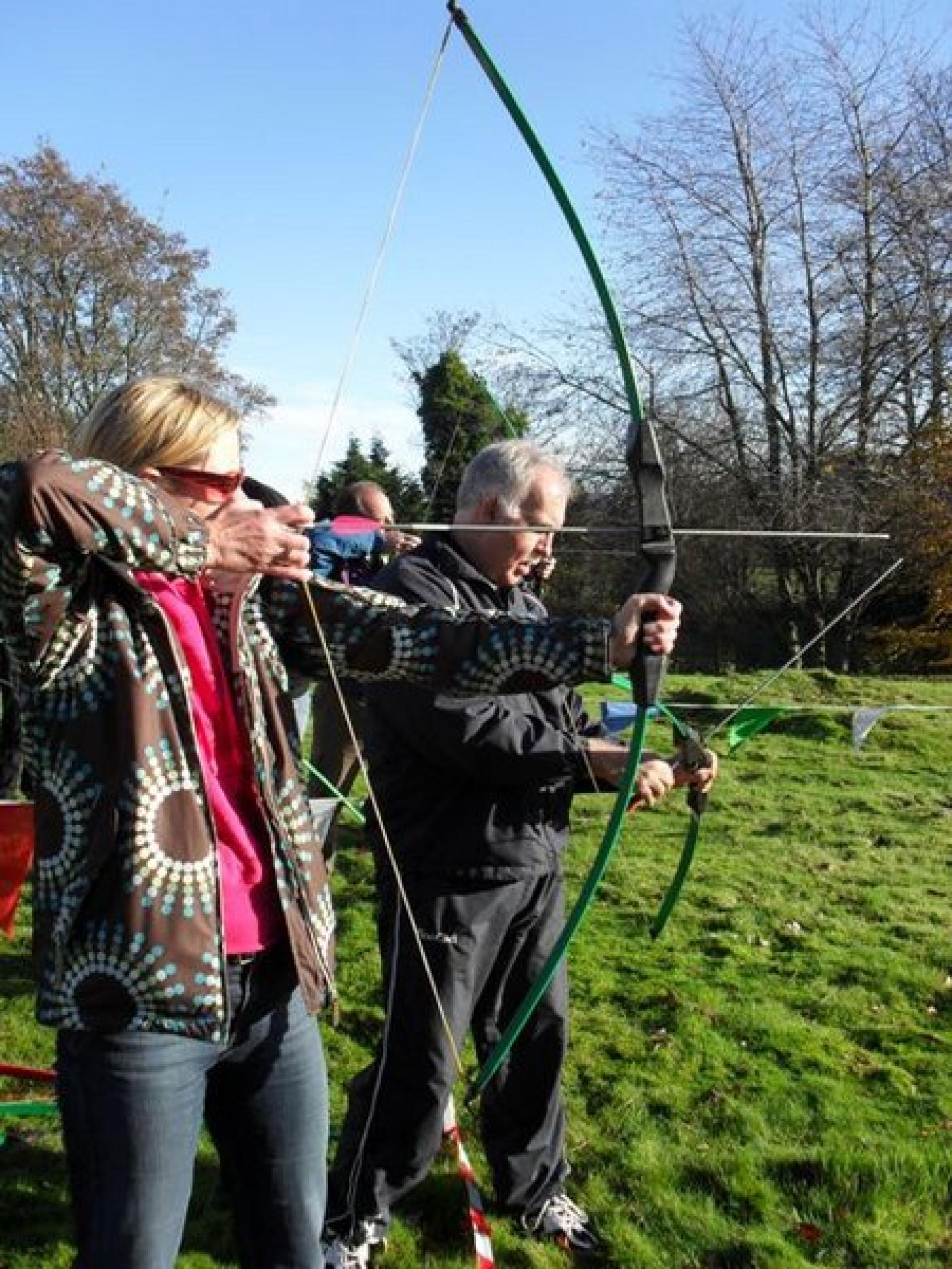 Corporate Entertainment -Archery