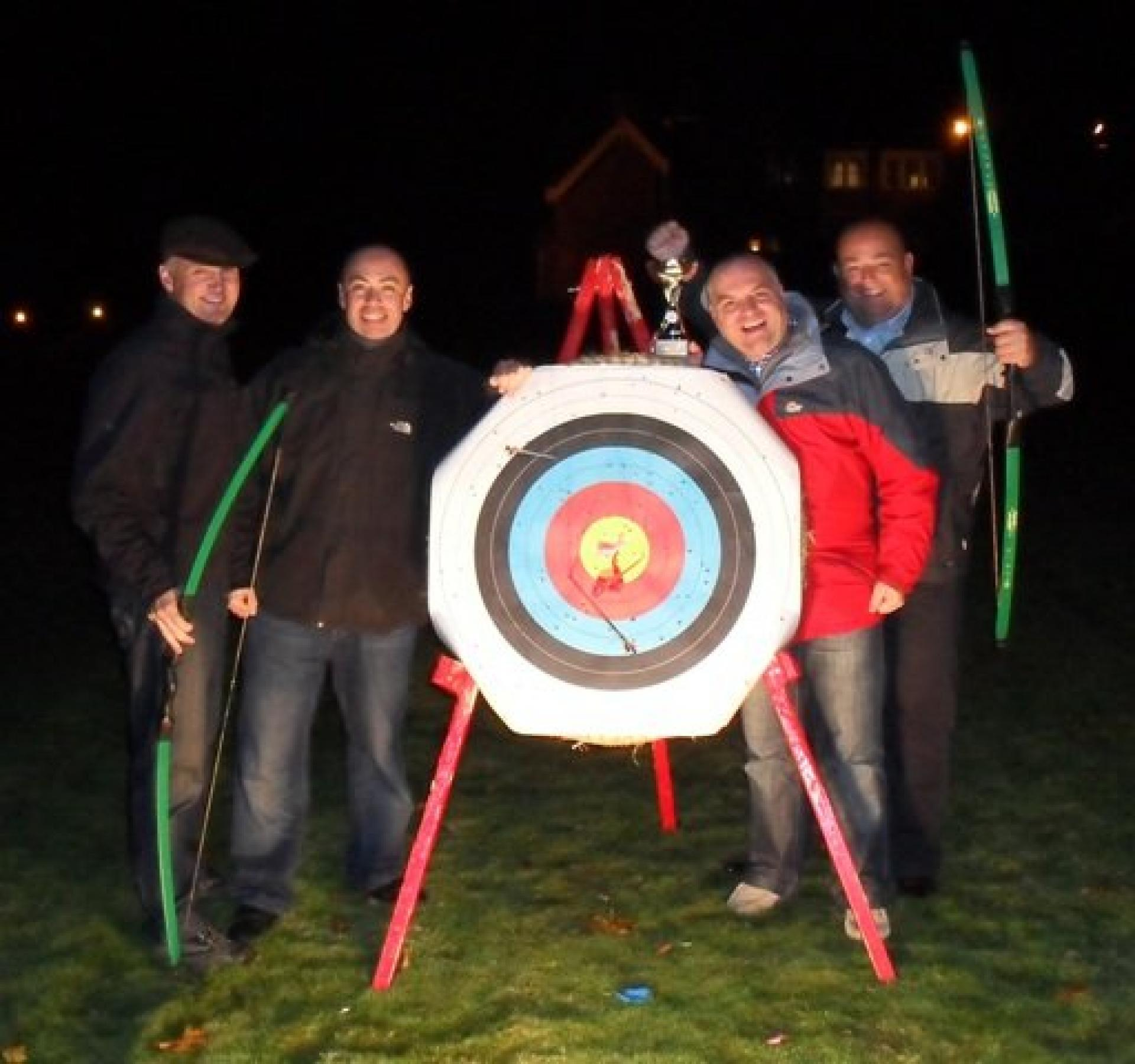 Corporate Entertainment - Archery