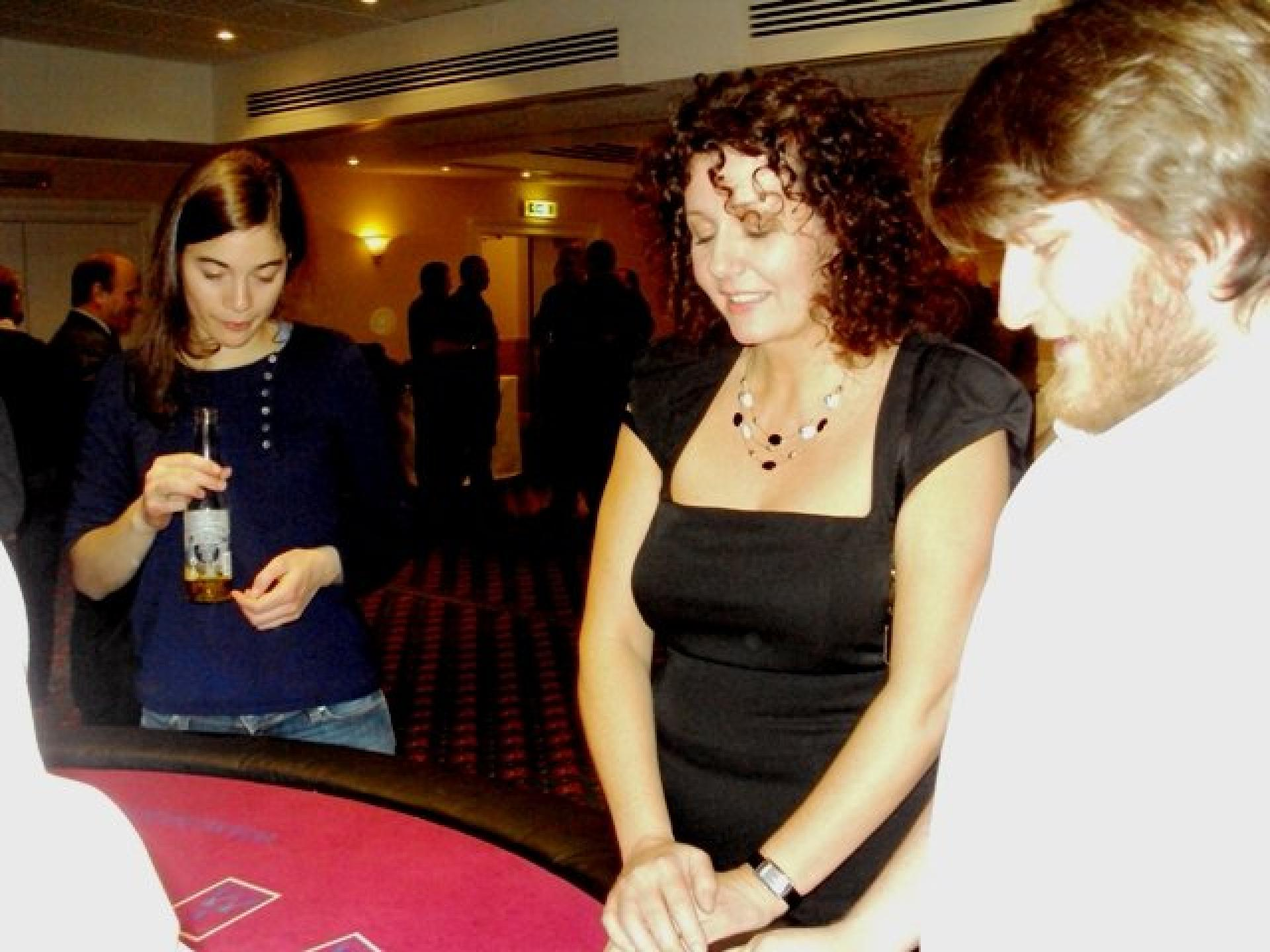 Fun Casino Night Evening Entertainment 31
