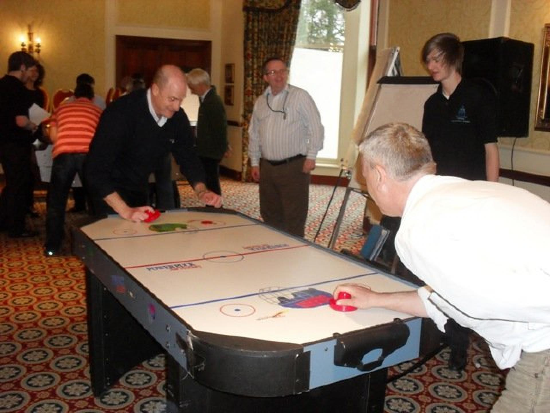 Indoor Entertainment at Norwood House with BP