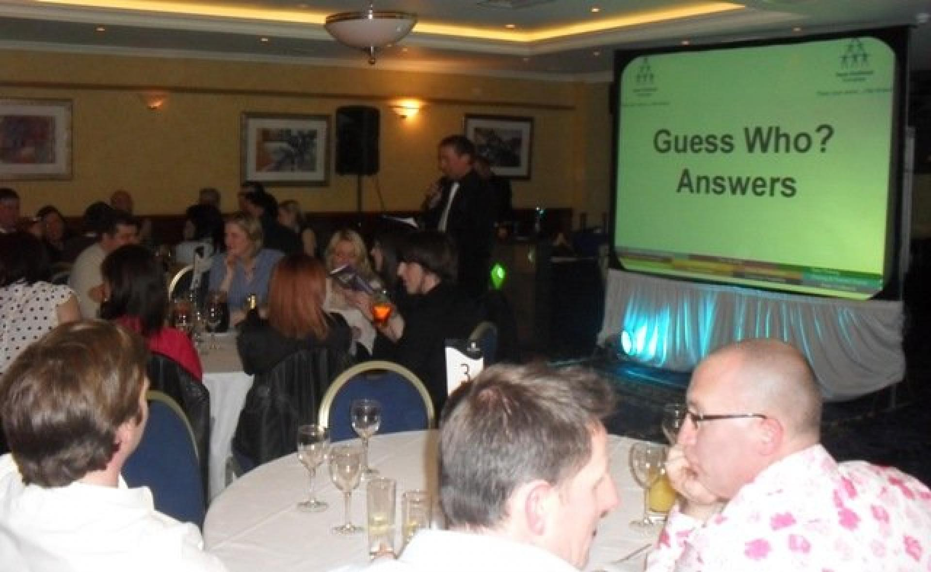 Quiz Night Belfast April 2010 4