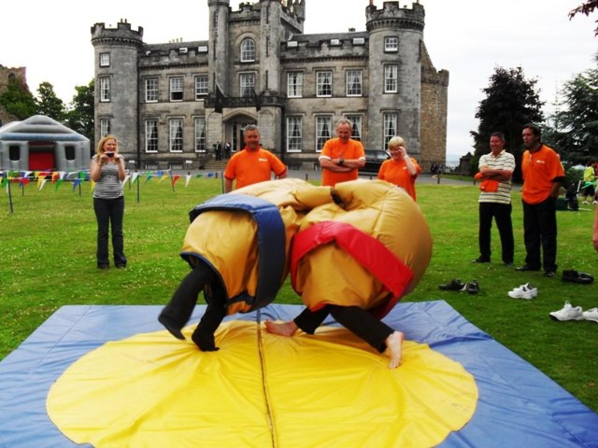 It s A Knockout Edinburgh 2