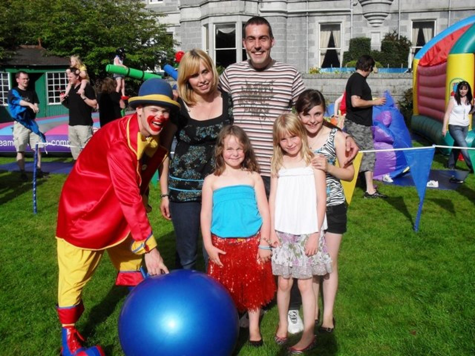 Corporate Family Fun Day Aberdeen August 2010 058
