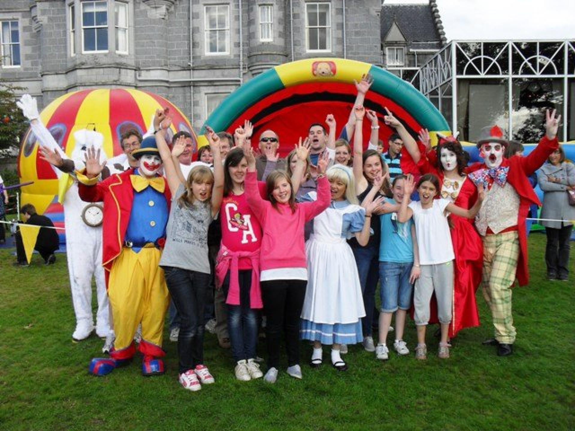 Corporate Family Fun Day Aberdeen September 2010 47