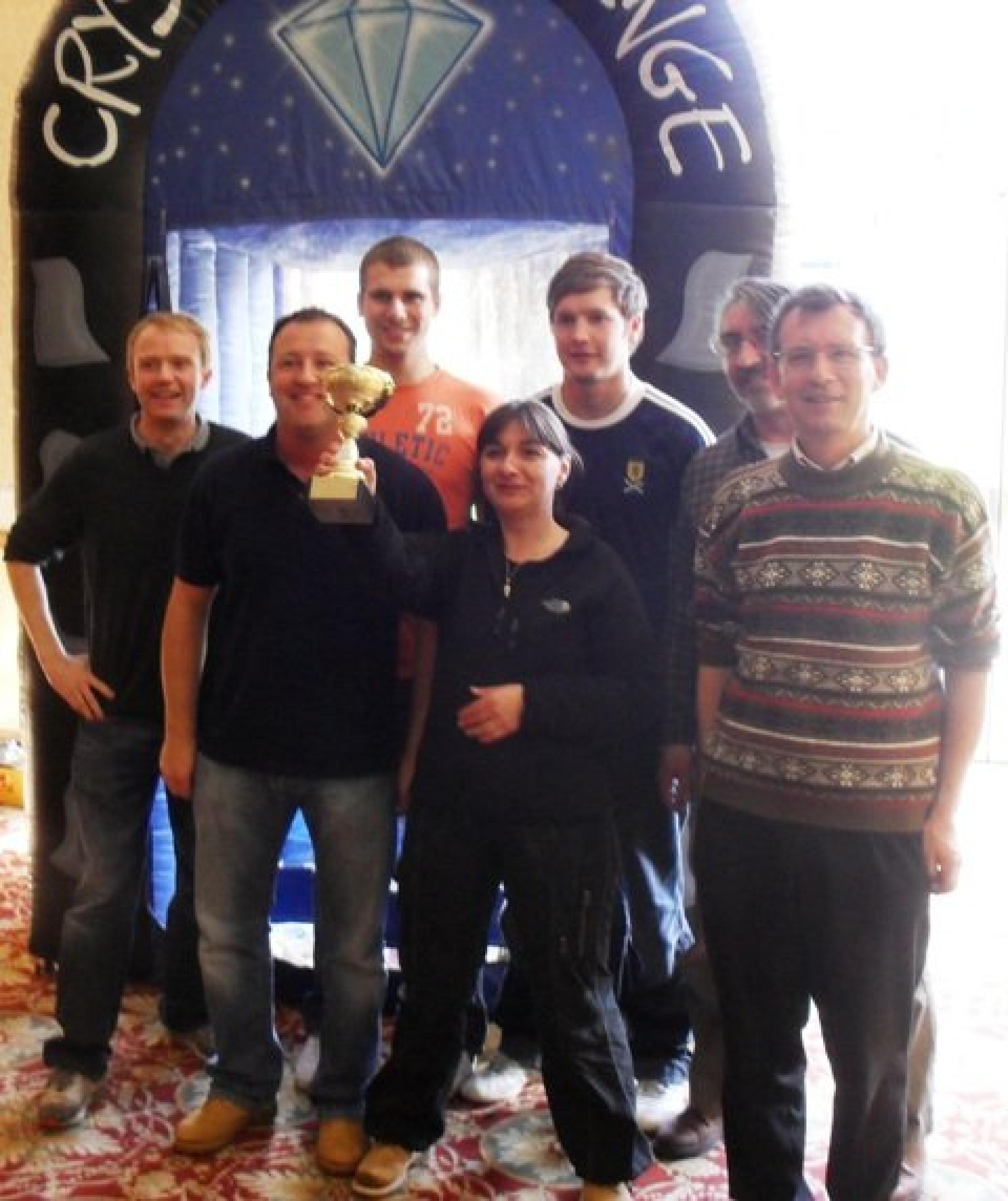 Team Building Crystal Challenge Aberdeen September 2010 182 9