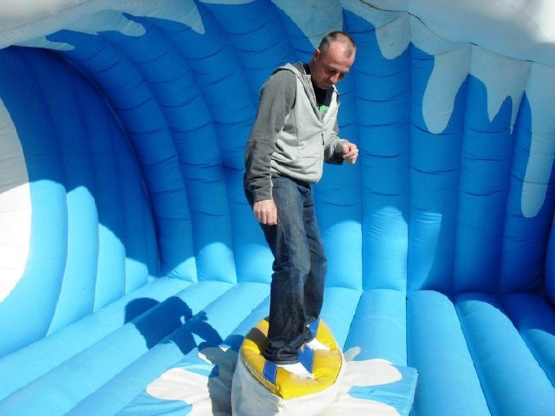 Family Fun Day with Rolls Wood Group