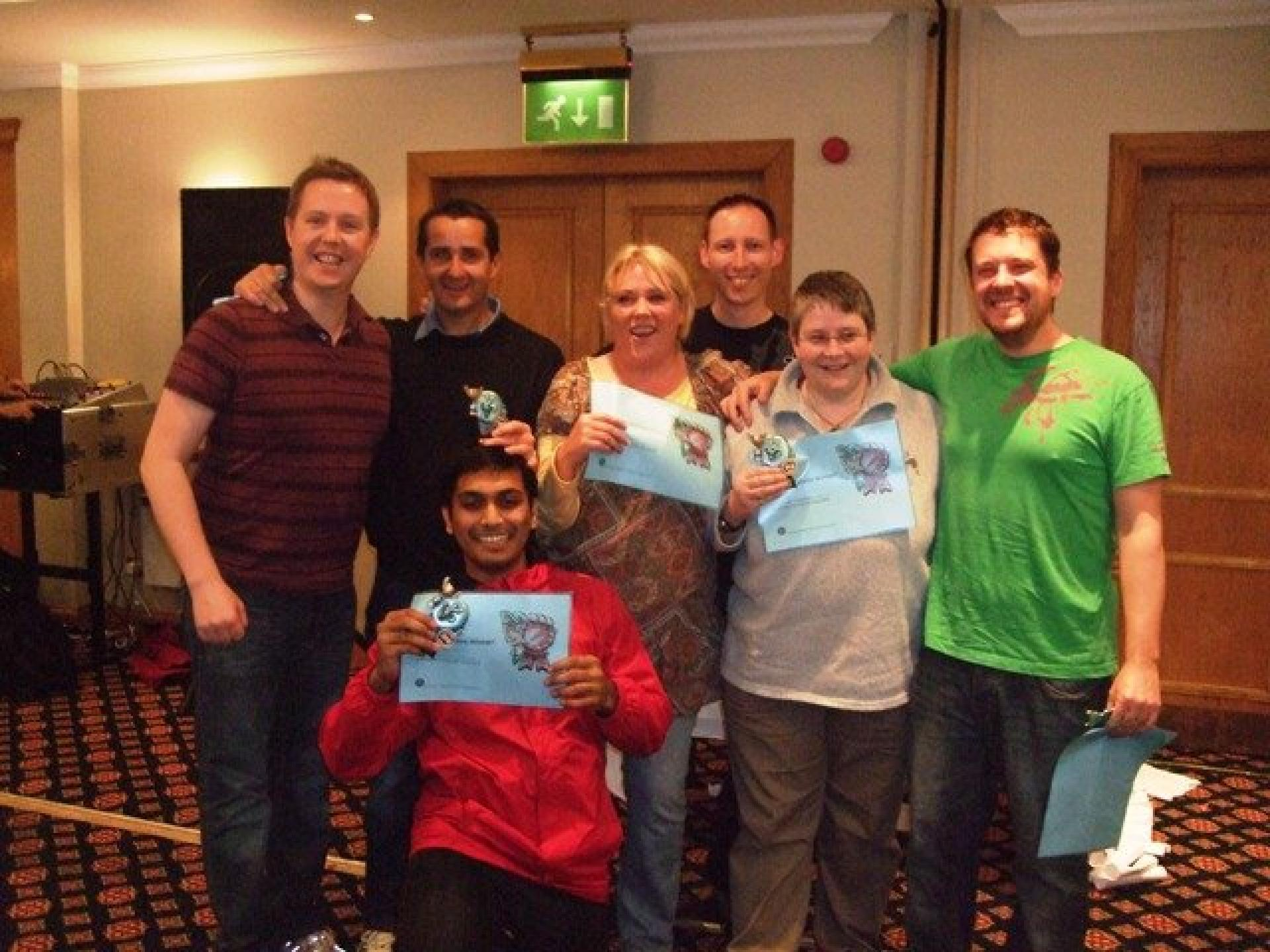 Team Building Edinburgh September 2010